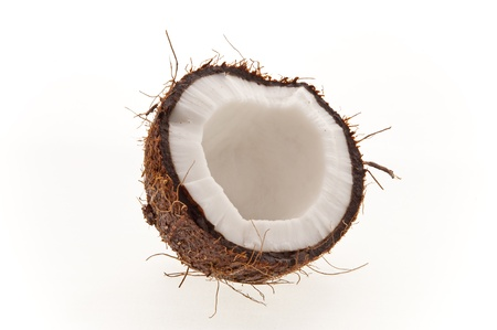 close up of a coconut Banco de Imagens