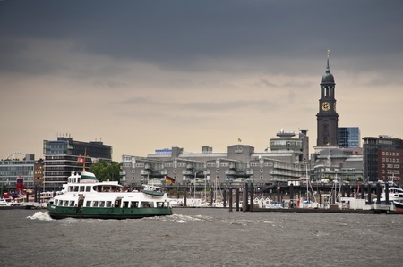 michel: Port of Hamburg