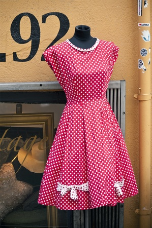 dated: Old fashioned Dress in Copenhagen