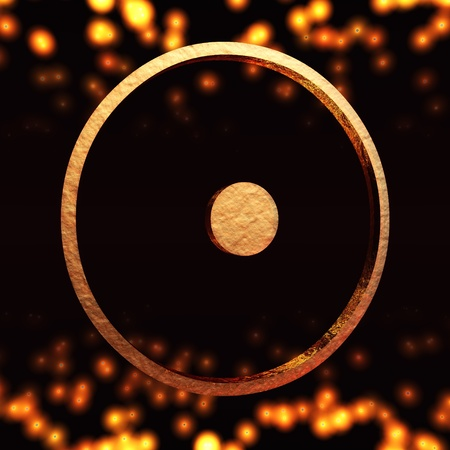 pictogramm: Digital Illustration of a magic Pictogramm