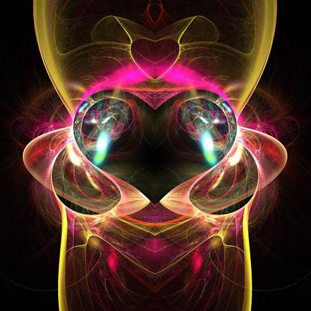 esotericism: Digital Visualization of a Fractal