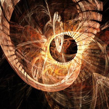 esoterismo: La visualizaci�n digital de un fractal