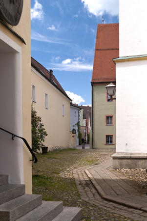 bayern old town: Old Town of Weiden in Germany