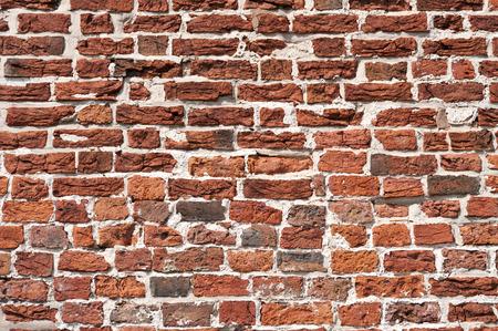 paredes de ladrillos: Detalle de un viejo Ladrillo