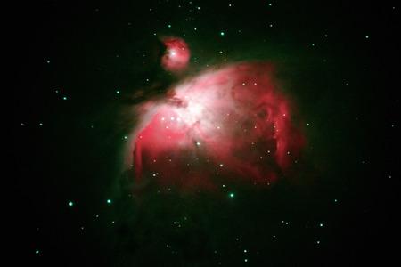Asrtrophoto of Orion Nebula M42 photo