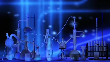 pharma: Scientific Laboratory