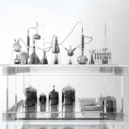 scientifical: Scientific Laboratory