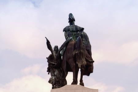 tourismus: Deutsches Eck in Koblenz