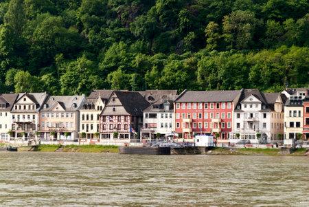 reisen: St. Goar am Rhein Editorial