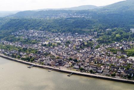 rheintal: Bad Salzig am Rhein