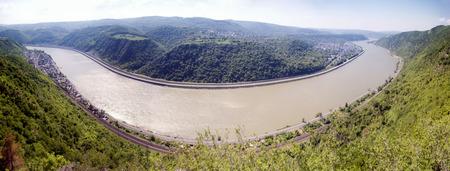 spay: Rhine loop at Spay Panorama