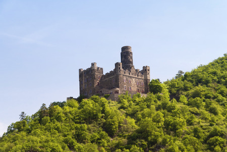 rhine: Maus Castle at the Rhine