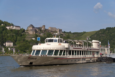 rhine: Ship on the Rhine
