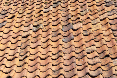 roof tile: Roof Tile Texture