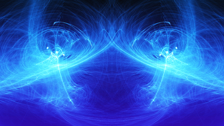 scientifical: Digital Illustration of a Fractal