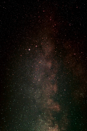 astrophoto: Nightsky With Aquila and Milky Way