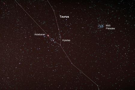 starfield: Astro Photo: Starfield with Taurus and Pleiades
