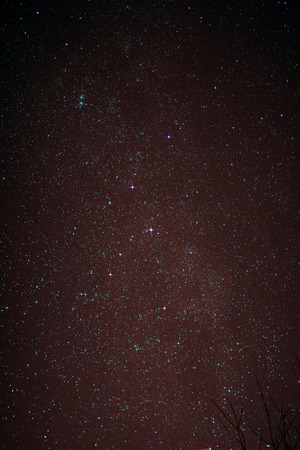 starfield: Astro Photo: Starfield with Cassiopeia and Milky Way