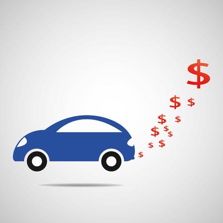 expenditure: Car Expenditure Money
