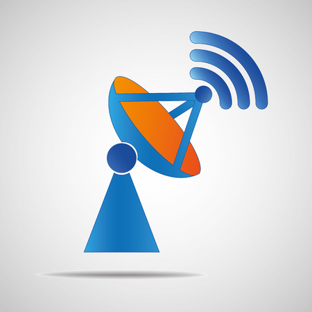 wireless lan: The receiver signal Illustration