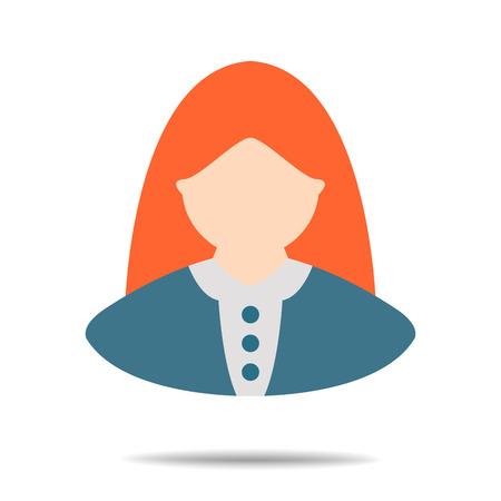 user technology design, vector illustration  イラスト・ベクター素材