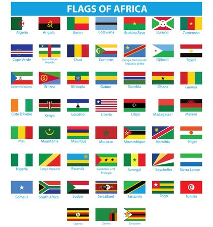 flag of africa