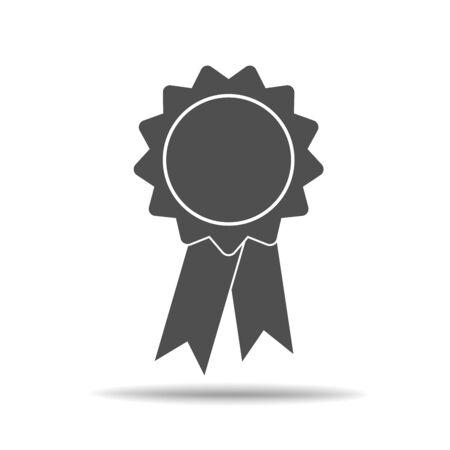 award icon vector Иллюстрация