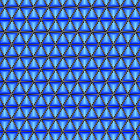 triangular: triangular abstract background blue