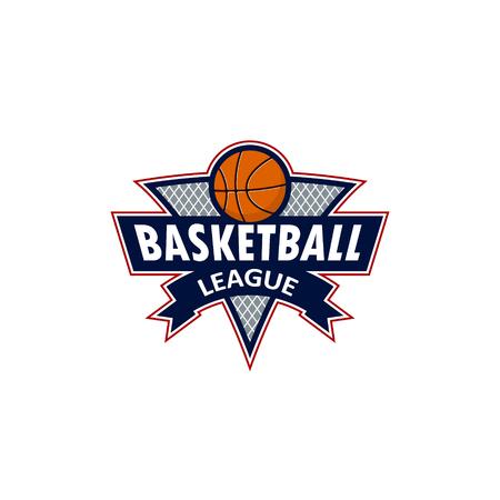 Logo for the basketball team or a league Logo