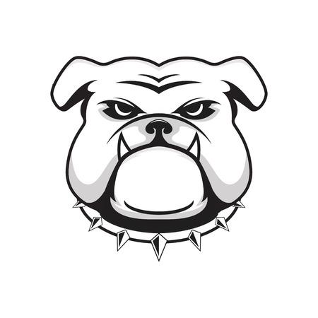 Icono de perro de seguridad