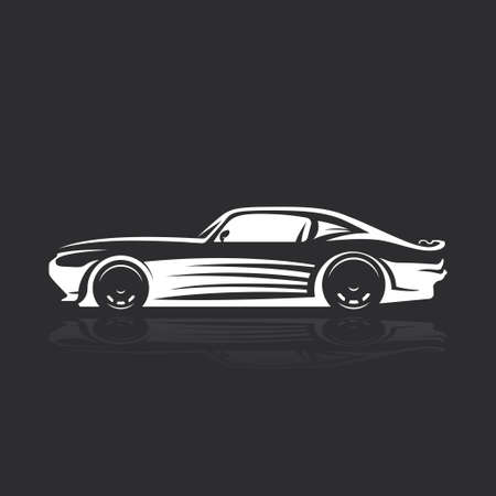 Car , emblems, badges. for service car repair, and other design elements.