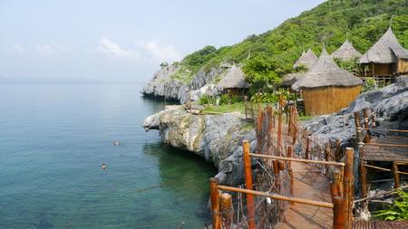 Thailand sea Stock Photo