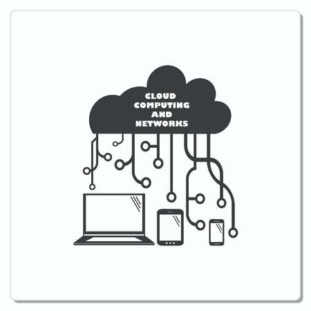 technology: Technology innovation icon.
