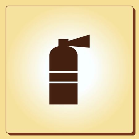disaster: Fire extinguisher icon.