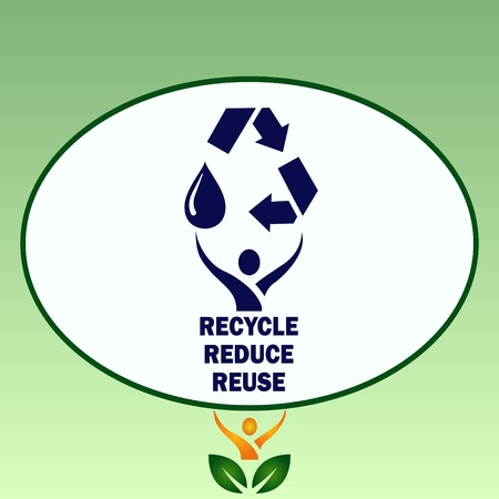 Throwing trash , recycle, pollution, recycling and eco icon. Concept of ecology problem. Flat Vector illustration. Stok Fotoğraf - 80914170