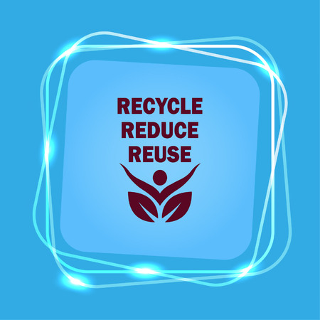 Throwing trash , recycle, pollution, recycling icon.