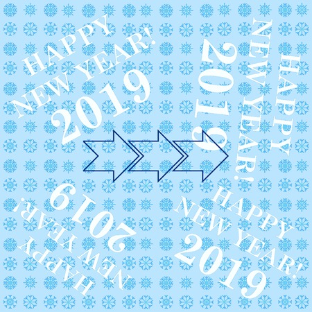 Arrow indicates the direction  icon, vector illustration Banco de Imagens - 109609525