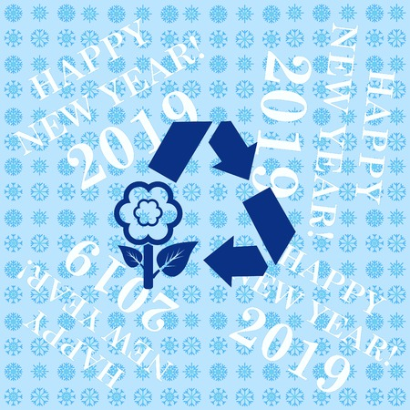 Throwing trash , recycle, pollution, recycling and eco icon. Concept of ecology problem. Flat Vector illustration. Stock Illustratie