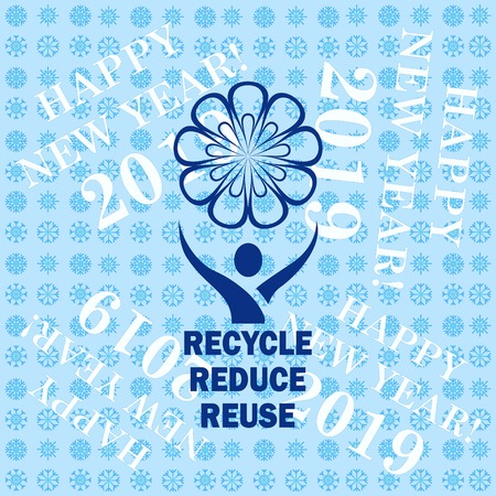 Throwing trash , recycle, pollution, recycling and eco icon. Concept of ecology problem. Flat Vector illustration. Ilustração
