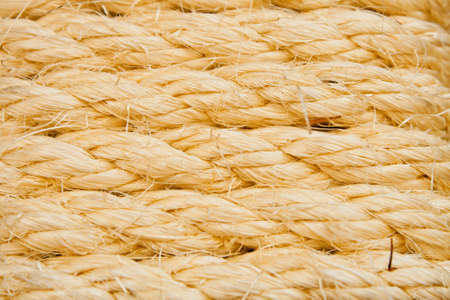 Texture of the rope Stock Photo - 11404774