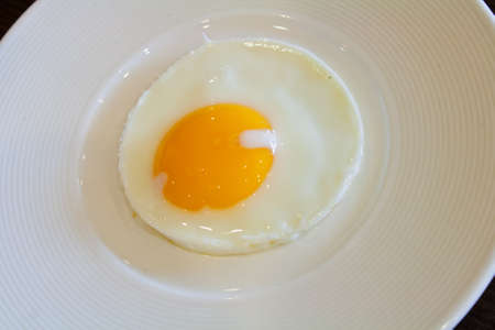 Fried egg photo