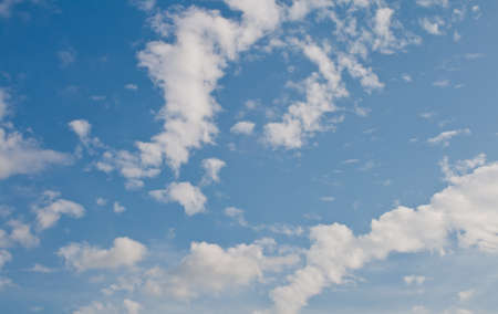 Cloud and blue sky Stock Photo - 13443076