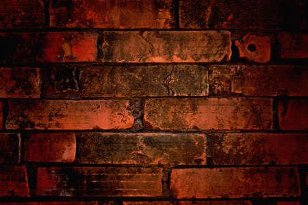 Texture old brick wall backgrounds Stock Photo - 13536160