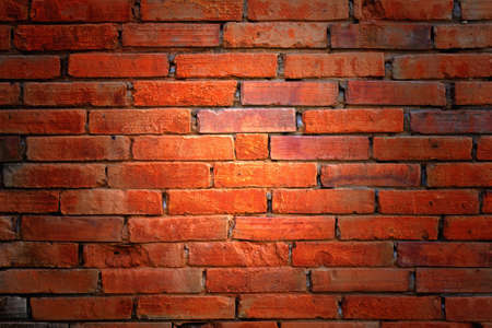 Texture old brick wall backgrounds Stock Photo - 13536174
