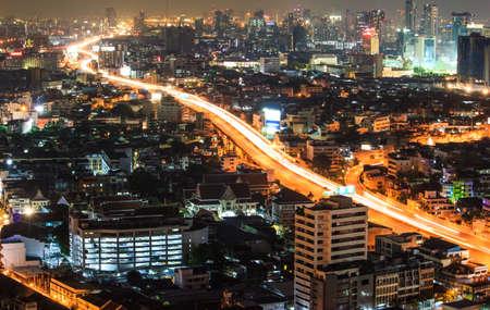 City view at Bangkok Thailand Stock Photo - 16704966