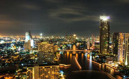 City view at Bangkok Thailand Stock Photo - 16704963