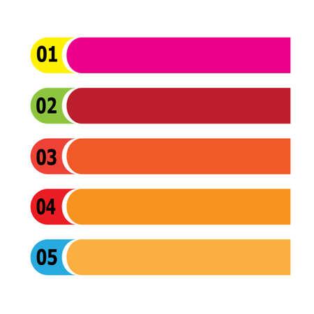 tag label: Tag label vector design set