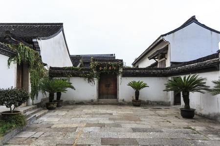 the residence: Former Residence of Lu Xun, Shaoxing, Zhejiang