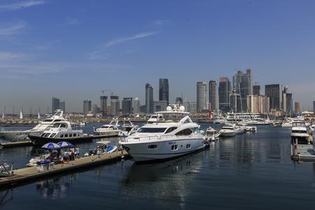 olympic: China Qingdao Olympic Sailing Center