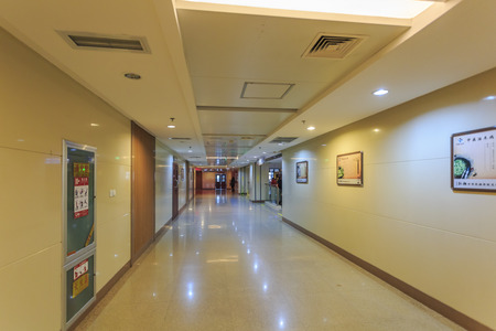 medical center: Hospital Interior